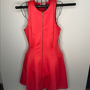 RED BAR III dress - NWT from New York